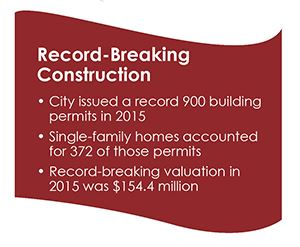 Record-Breaking Construction