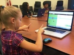 Waukee library hour of code_edited