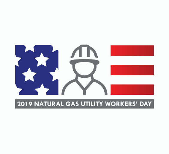 gas workers square logo