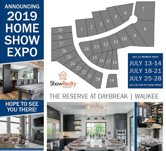 homeshowexpo web
