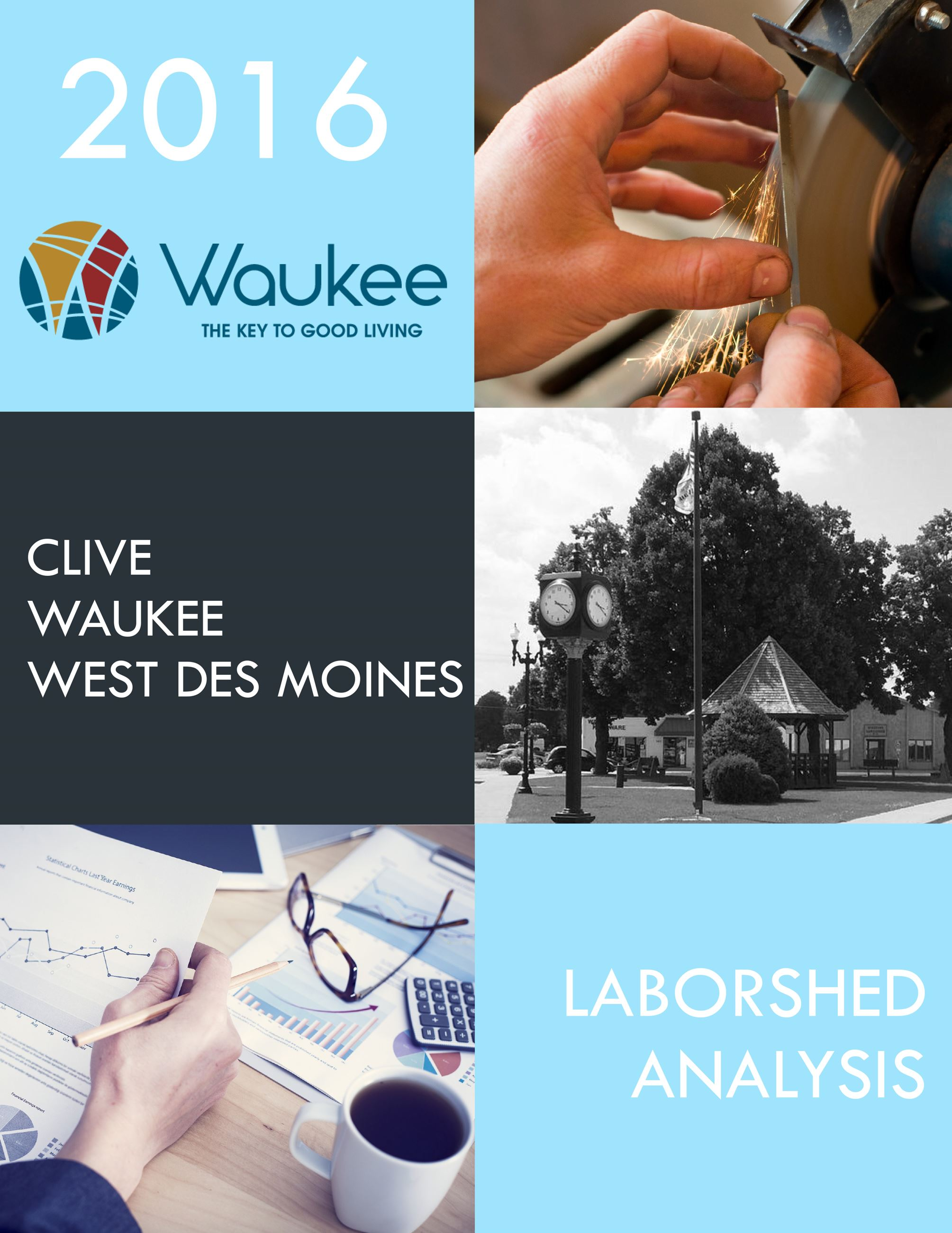 Clive, Waukee West Des Moines Laborshed Analysis