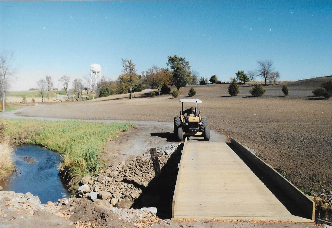 Golf Course Construction 1999-2