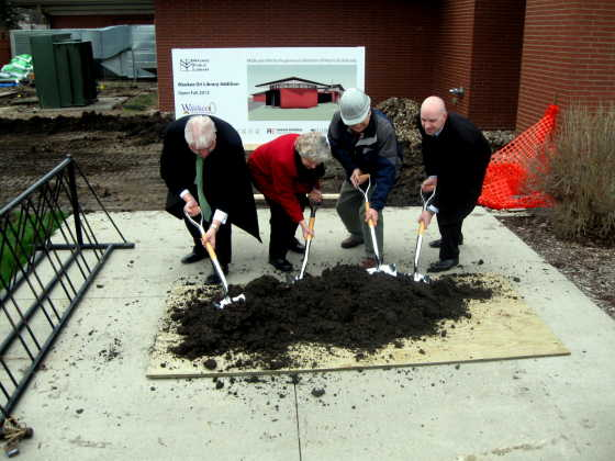 Hiram Ori Ground Breaking Ceremony