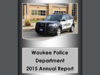 police annual report 2015